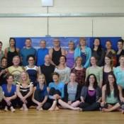 David Swenson/Shelley Washington Workshop May 2013