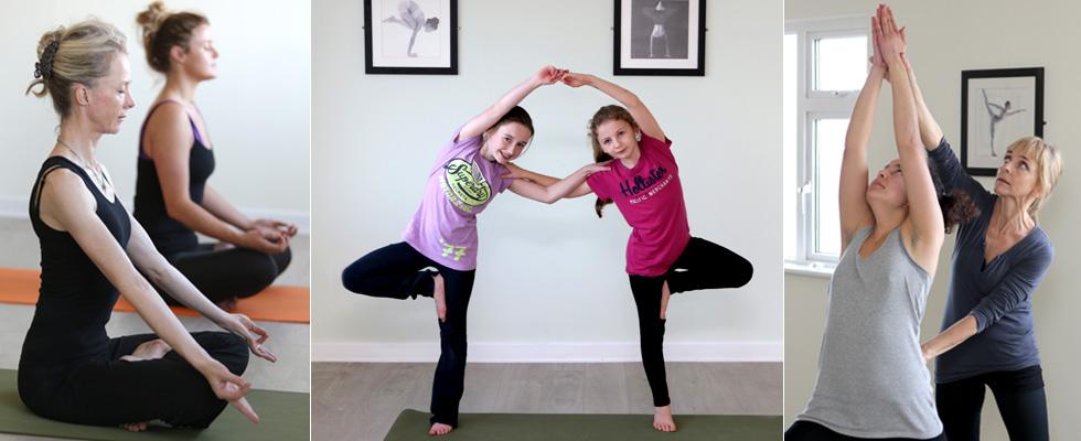 Greystones Yoga Class