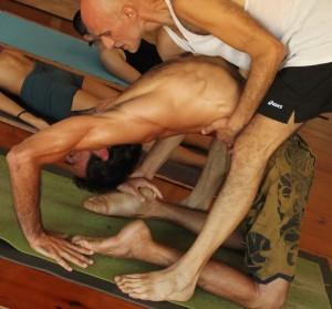 July 2-6, 2015, Guy Donahaye of Ashtanga Yoga Shala NYC at GYS
