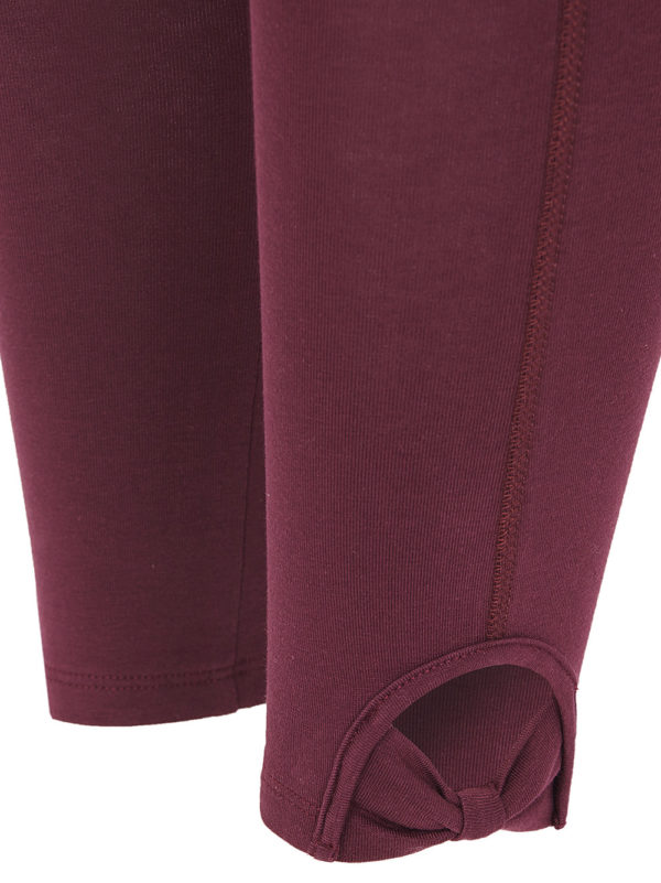 Mandala London Leggings Purple