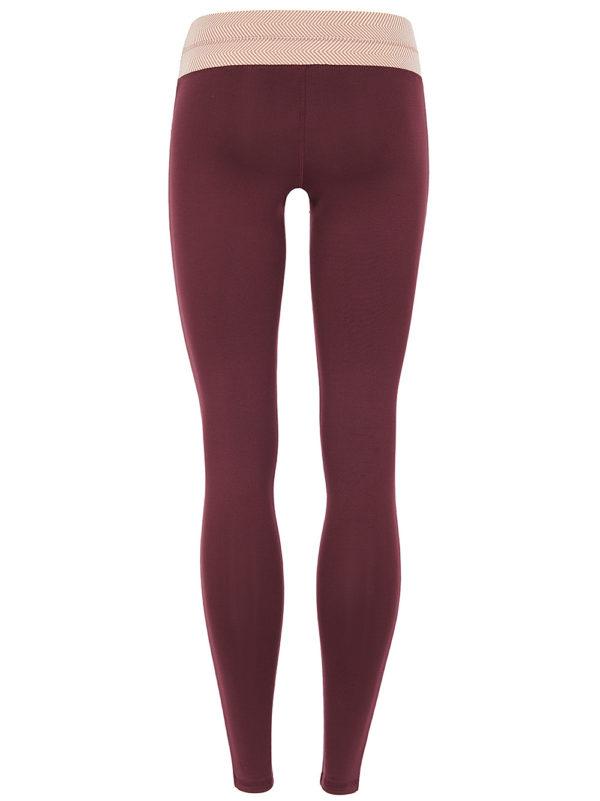 Mandala Workout Leggings Purple