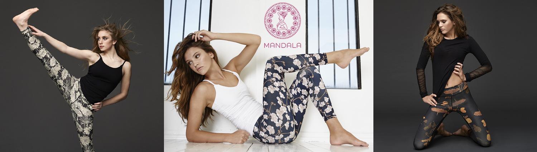 Mandala Yogawear at Greystones Yoga Studio