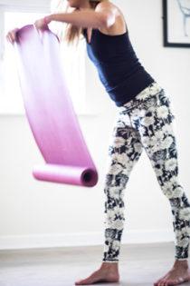 Yoga Mat Online Classes